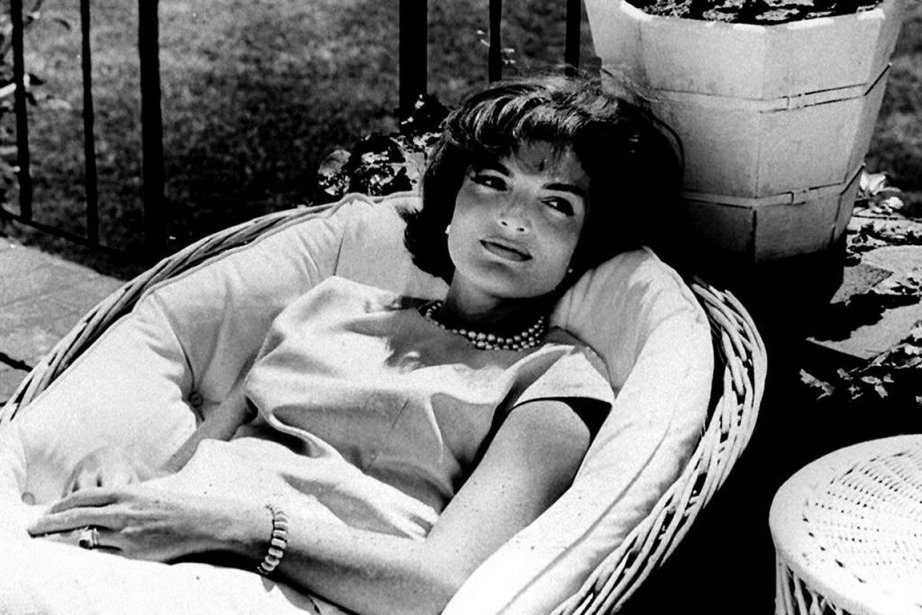 Jacqueline Kennedy... (Photo: Archives AFP)