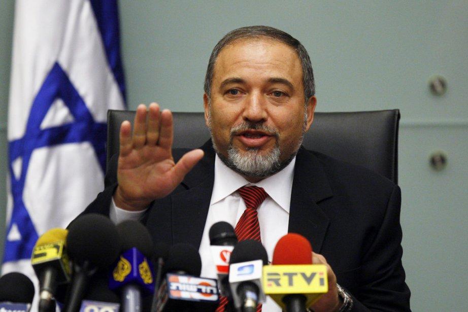 Le ministre israélien des Affaires étrangères Avigdor ... (Photo: Baz Ratner, Reuters)