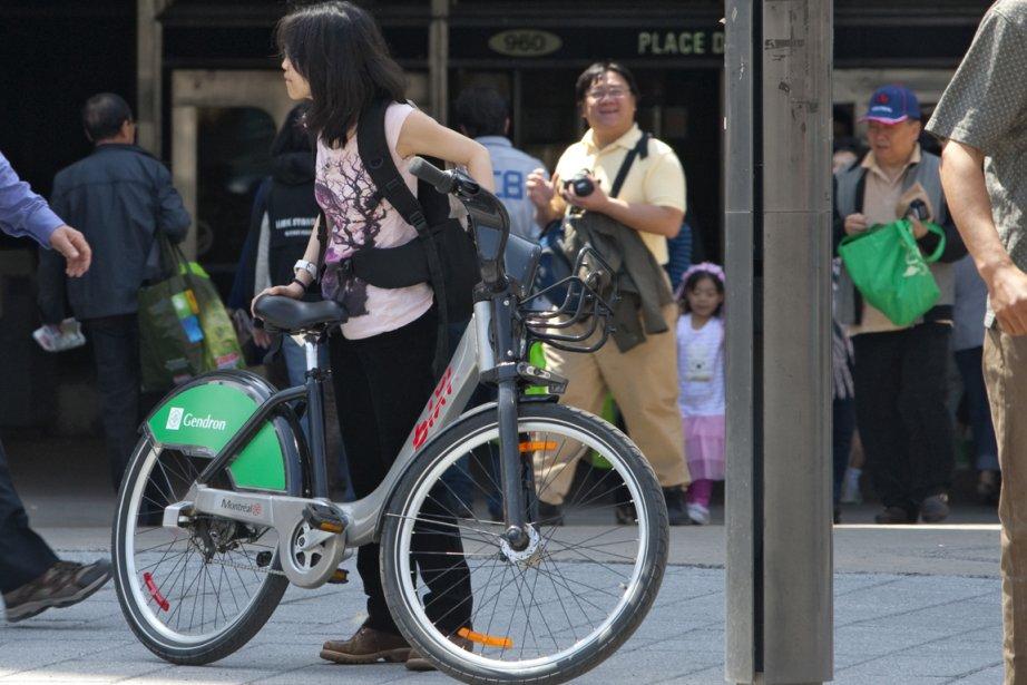 Le réseau BIXI comptera dorénavant 5120 vélos, 411... (Photo: Alain Roberge, Archives La Presse)