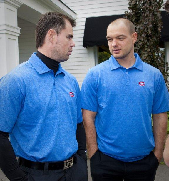 Jaroslav Spacek et Andrei Markov | 14 septembre 2011