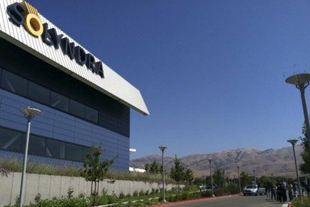 Après sa faillite, Solyndra a fermé ses portes... (Photo: Reuters)