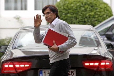 Le Premier ministre pressenti de la Belgique, le... (Photo: Reuters)