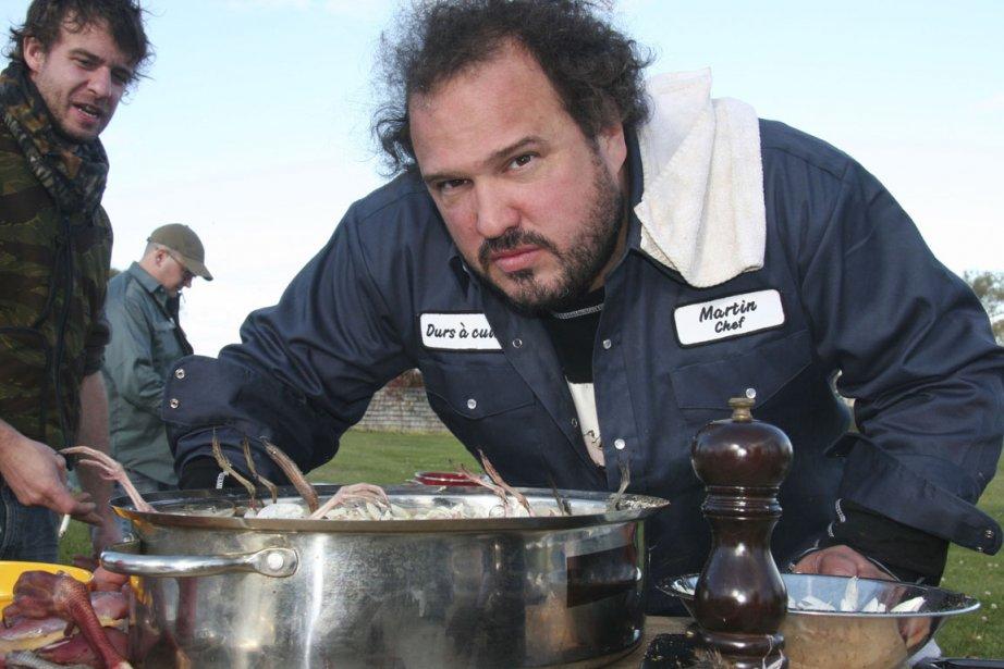 Le chef cuisinier du Pied de Cochon, Martin... (Photo: archives La Presse)