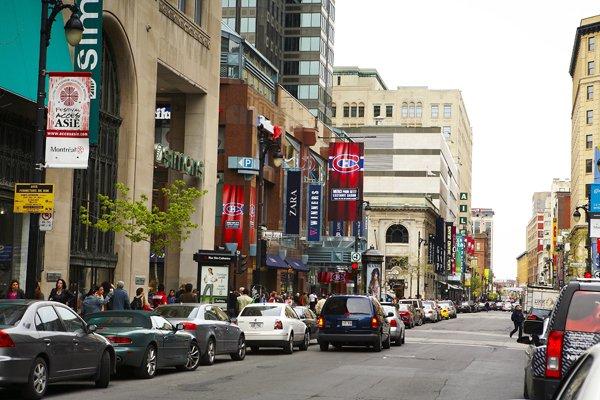 On ne peut pas inciter les citoyens ainsi... (Photo fournie par Tourisme Montréal)