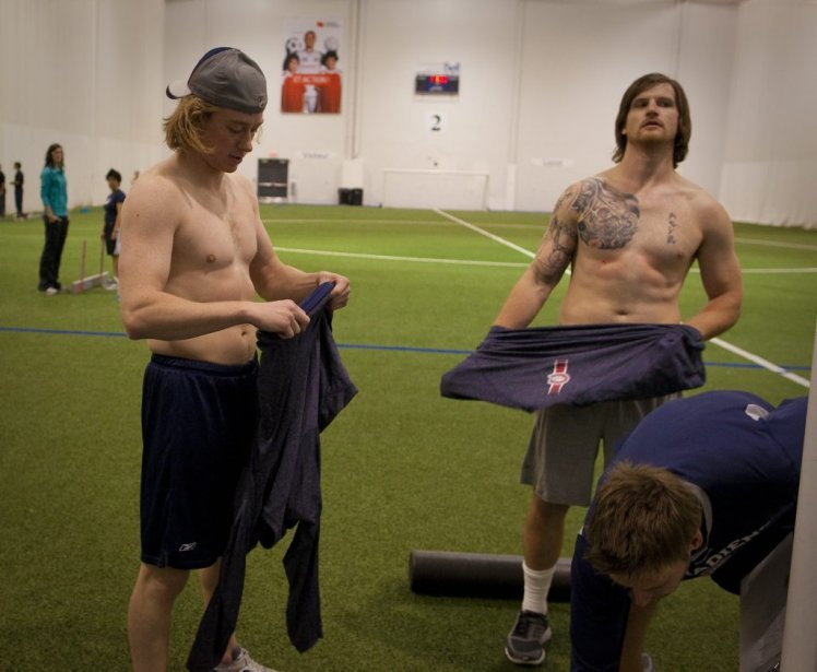 Ryan White et Zack Fitzgerald | 16 septembre 2011