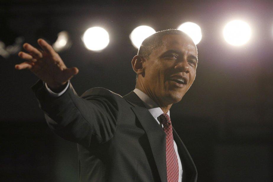 Le président des États-Unis, Barack Obama.... (Photo: Reuters, Jason Reed)
