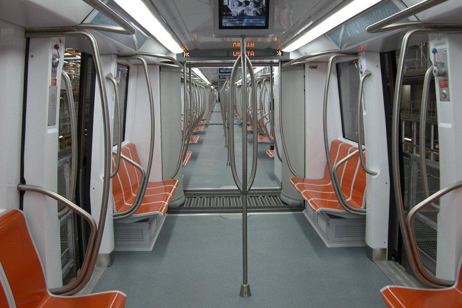 Le métro de Rome... (Photo: archives La Presse)