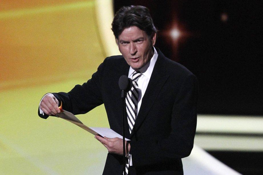 Charlie Sheen a souhaité «du fond de (son)... (Photo: Reuters)