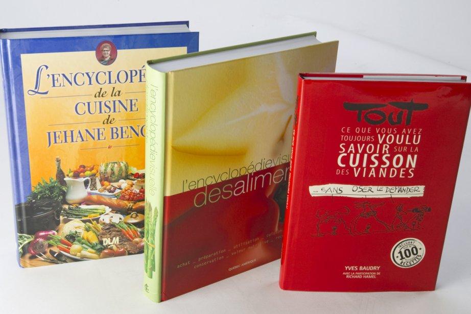 Le boom des livres de cuisine ne se dément... (Photo: Alain Roberge, La Presse)