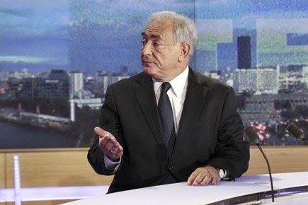 «Dimanche soir sur TF1, DSK a été interrogé... (Photo: Reuters)