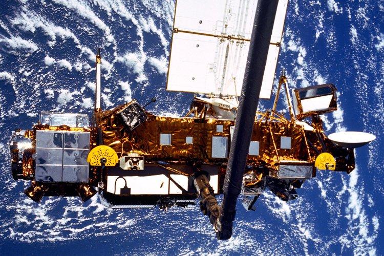En décembre 2005, la NASA a abandonné sonUpper... (Archives Reuters)