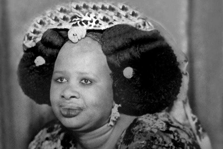 Une femme de l'ethnie Léboue... (Photo: fournie par le Musée de la femme)