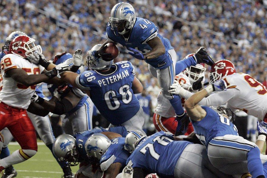 Les Lions de Detroit font partie du top... (Photo: Reuters)