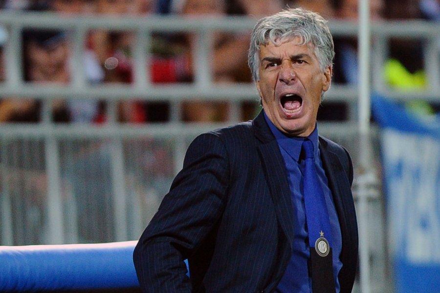 L'entraîneur de l'Inter Milan, Gian Piero Gasperini.... (Photo: AFP)
