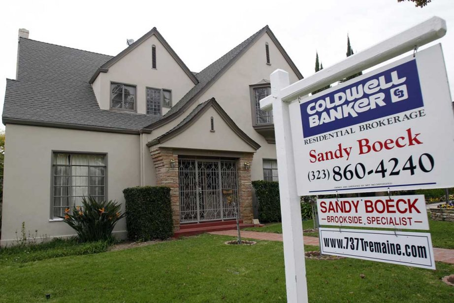 L'Association nationale des agents immobiliersprévient que les mois... (Photo Reuters)