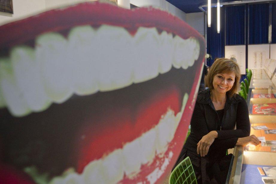 Claudine Mercier... (Photo: Ivanoh Demers, La Presse)