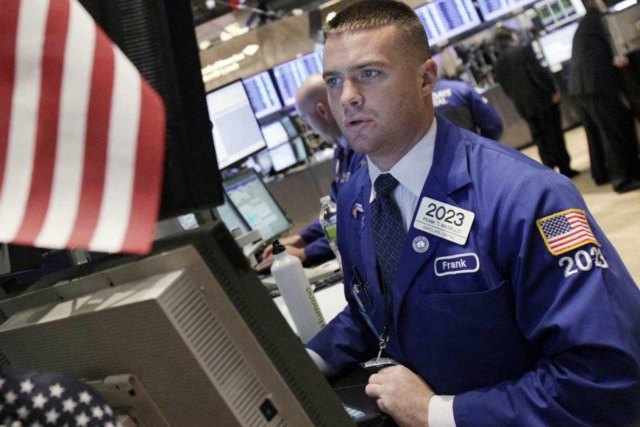 La Fed a publié à 14h15 le communiqué... (Photo Reuters)