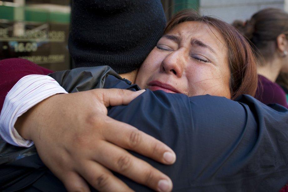 Paola Ortiz n'a pas réussi à convaincre à... (Photo: André Pichette, La Presse)