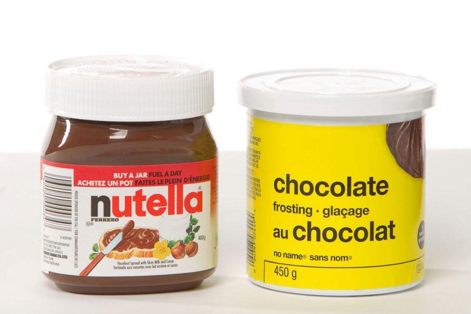Les premiers ingrédients des deux produits sont les... (Photo: Hugo-Sébastien Aubert, La Presse)
