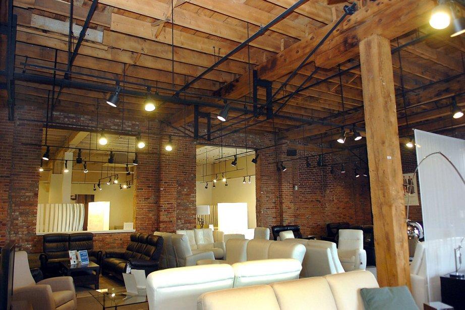 La galerie du meuble la nouvelle vie des vieux abattoirs sophie gall arc - Ancien batiment industriel a vendre ...