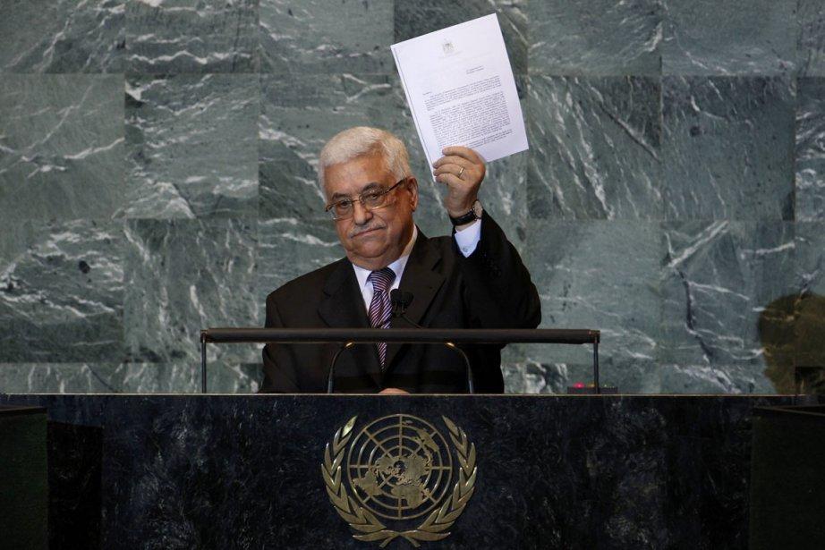 Dans son discours à l'Assemblée générale de l'ONU,... (Photo: Reuters)