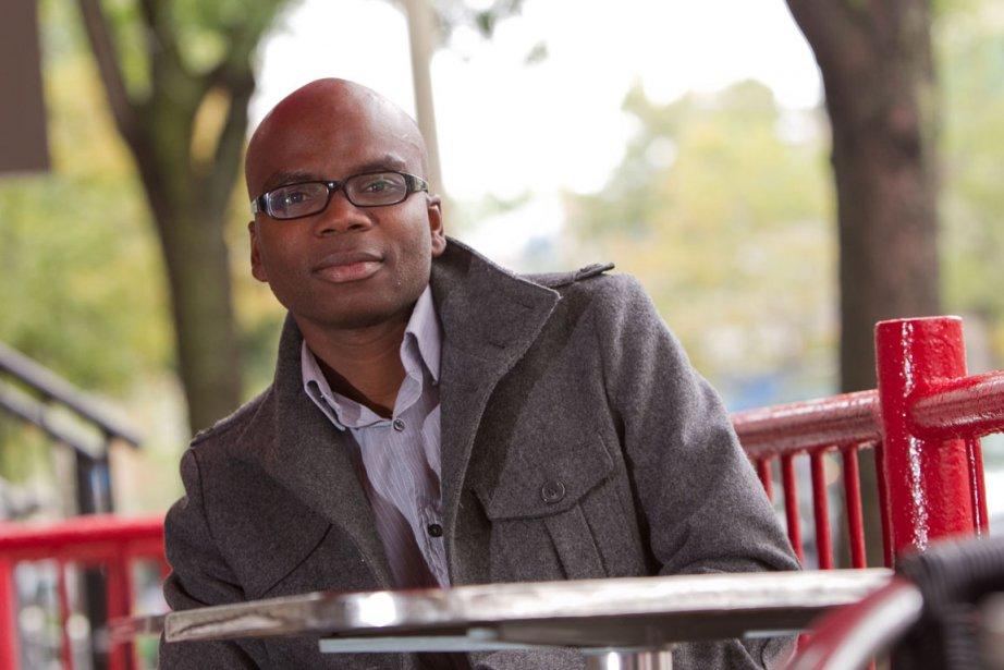 Pour l'écrivain Edem Awumey, ces récits de déluge... (Photo: Hugo-Sébastien Aubert, La Presse)