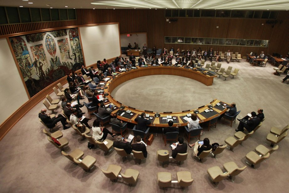 Le Conseil de sécurité de l'ONU.... (Photo: Reuters)