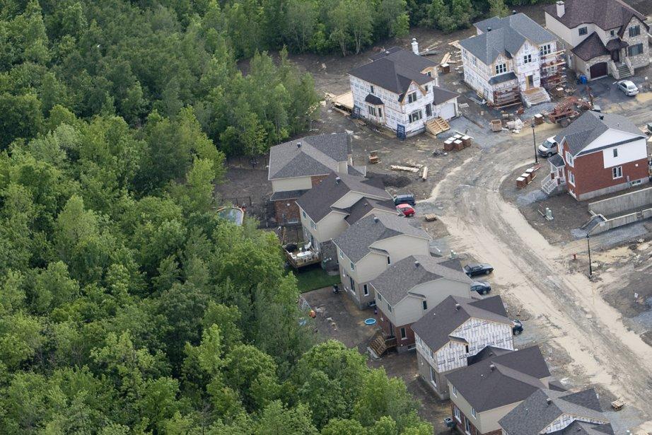 Nos spécialistes de la planification urbaine n'aiment pas... (Photo: Patrick Sanfaçon, archives La Presse)