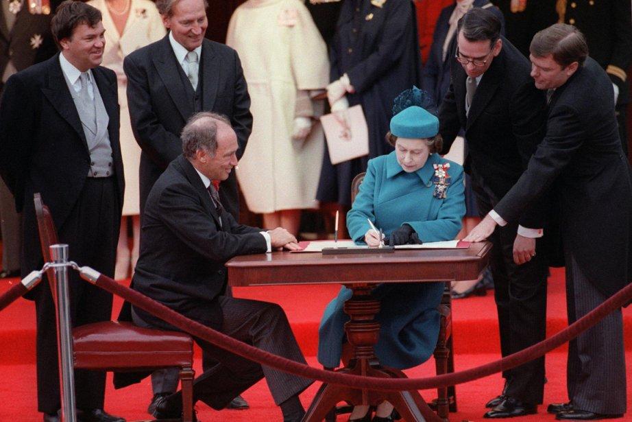 Le gouvernement libéral de Pierre Trudeau a pu... (Photo: Ron Poling, Archives PC)