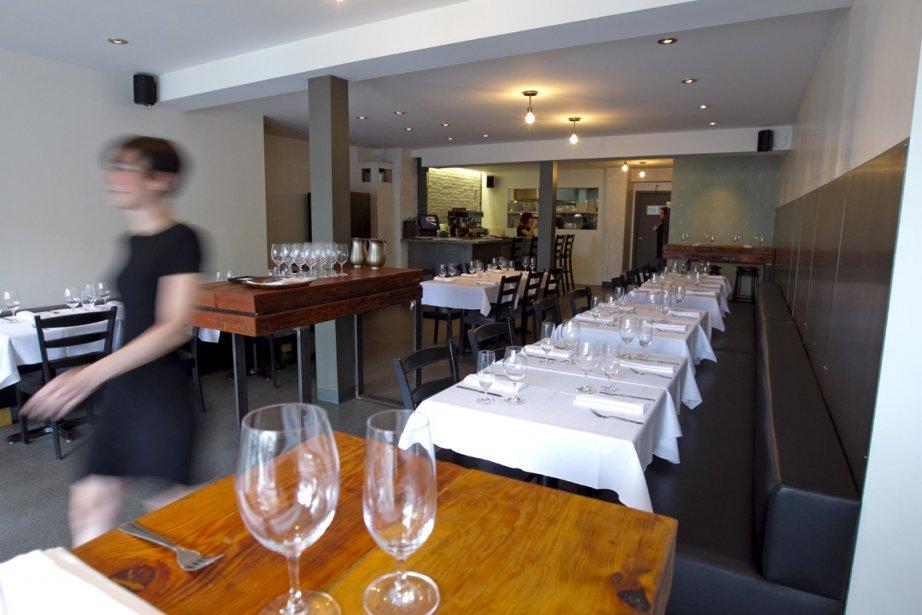 Le restaurant Bouillon Bilk, situé au 1595 boul.... (Photo Alain Roberge, La Presse)