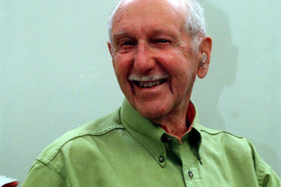 Pierre Dansereau, photographié en 1999.... (Photo: Robert Nadon, Archives La Presse)