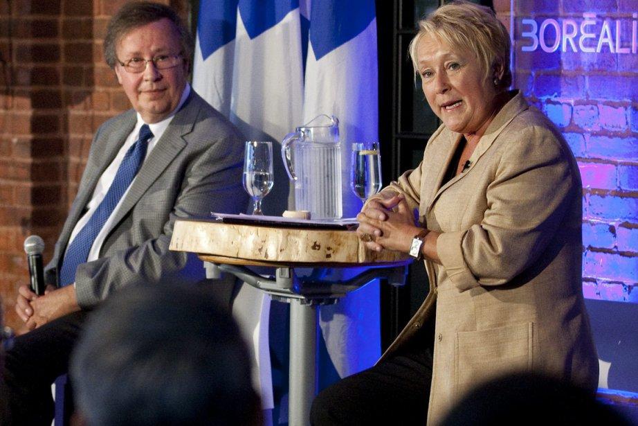 Le président du conseil exécutif national du Parti... (Archives La Presse Canadienne)