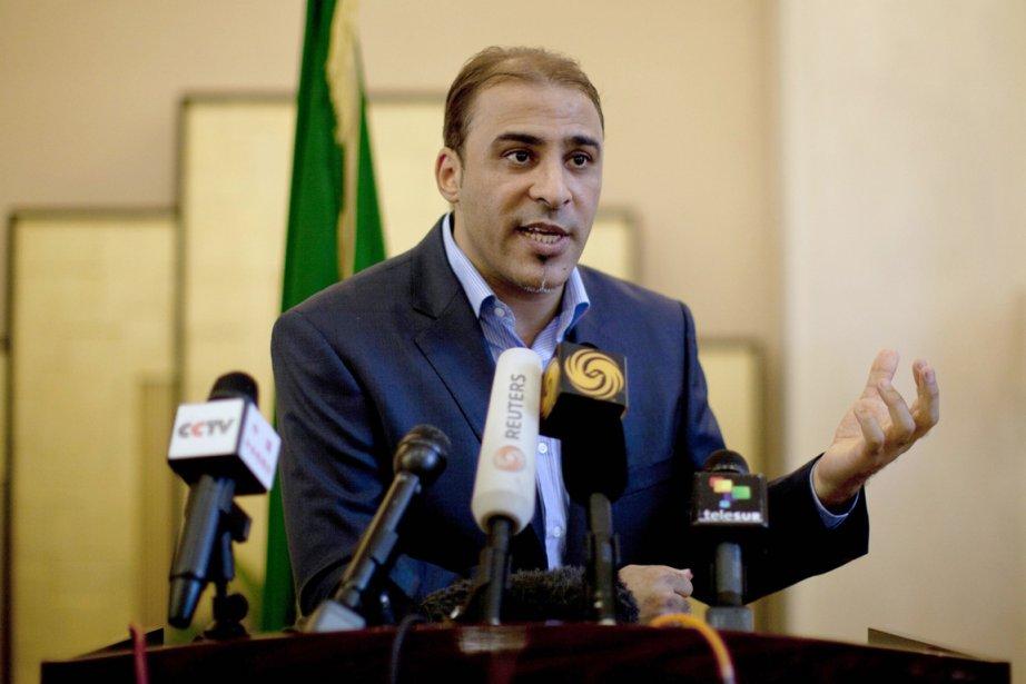 La semaine dernière, Moussa Ibrahim, cité par la... (Photo: Dario Lopez-Mills, Archives AP)