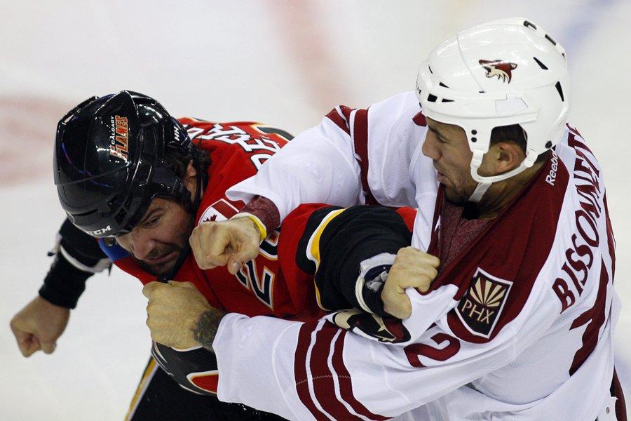 Comme dans d'autres sports, les joueurs des deux... (Photo: PC)