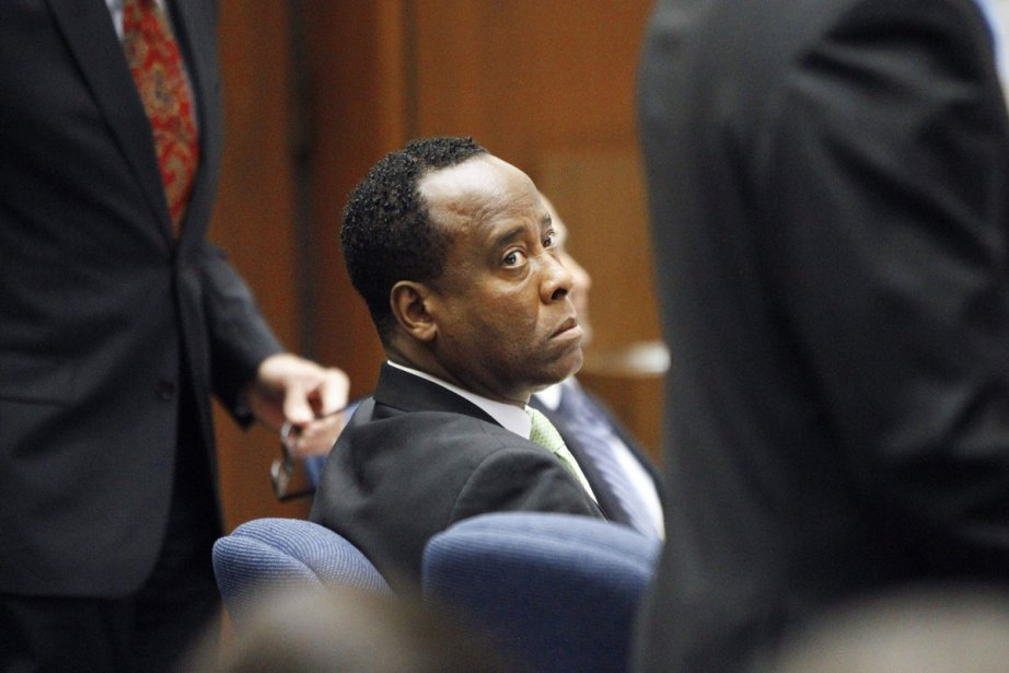 Le Dr Conrad Murray a plaidé non coupable... (Photo: Al Seib, Reuters)