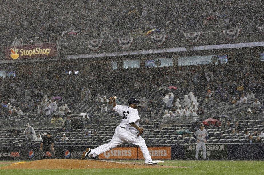 Le match opposant les Tigers aux Yankees a... (Photo: Mike Segar, Reuters)