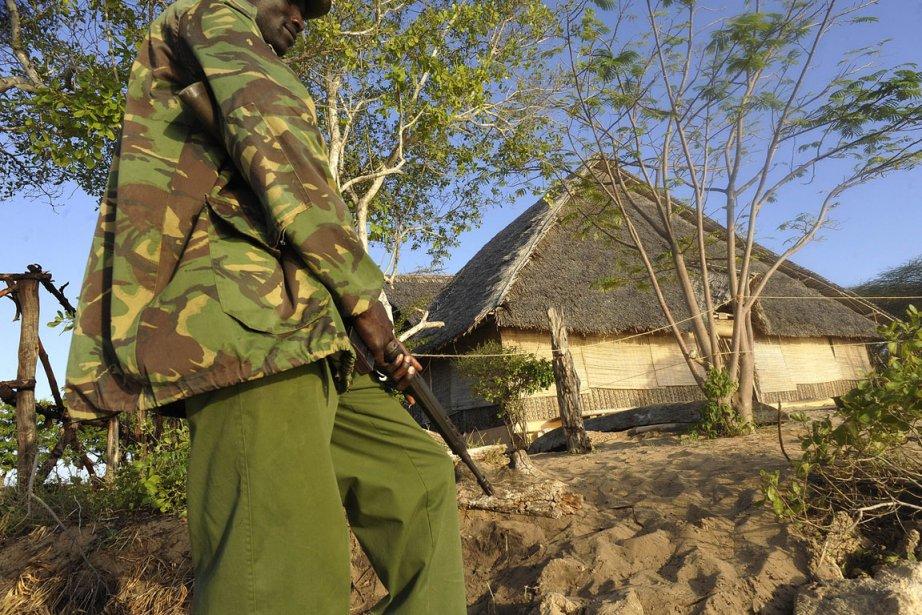 Selon le gouvernement, la femme a été enlevée... (Photo: AFP)