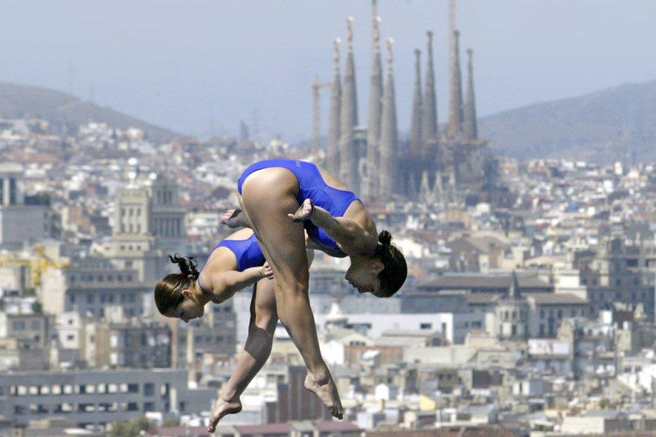 La métropole catalane, Barcelone, a su propfiter des... (Photo: Reuters)