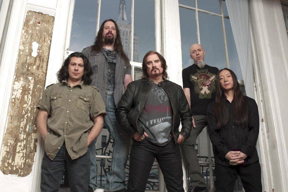 John Petrucci comprend l'inquiétude des fans: «Son départ... (Photo fournie par Roadrunner Records)