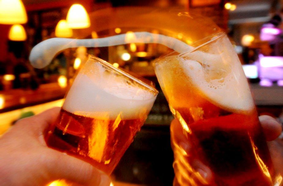 Les bienfaits pour la santé d'une consommation très modérée de vin sont connus...