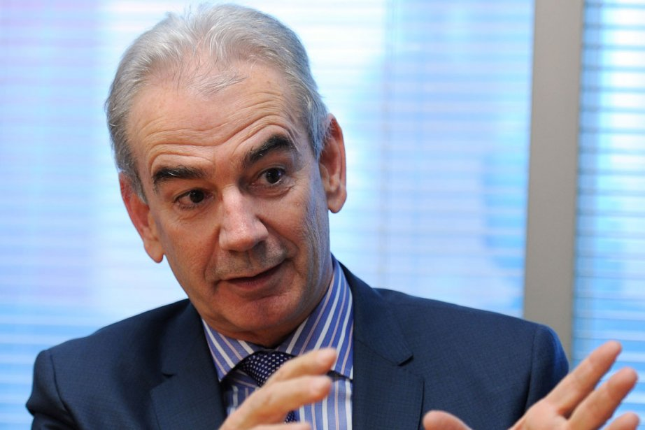 Robert Lafrenière a été nommé à la tête... (Photo: Erick Labbé/Focus1/)