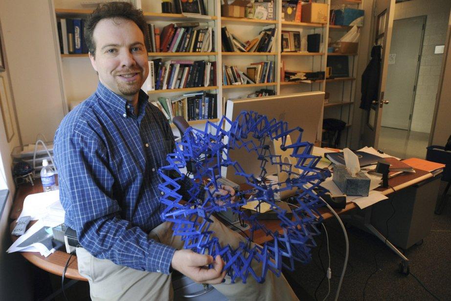 Adam Riess, l'un des trois récipiendaires du Nobel... (Photo: Archives AP)