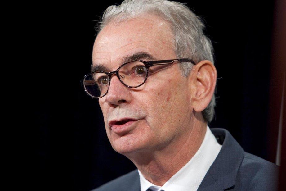 Le patron de l'Unité permanente anticorruption (UPAC), Robert... (Photo: Alain Roberge, La Presse)