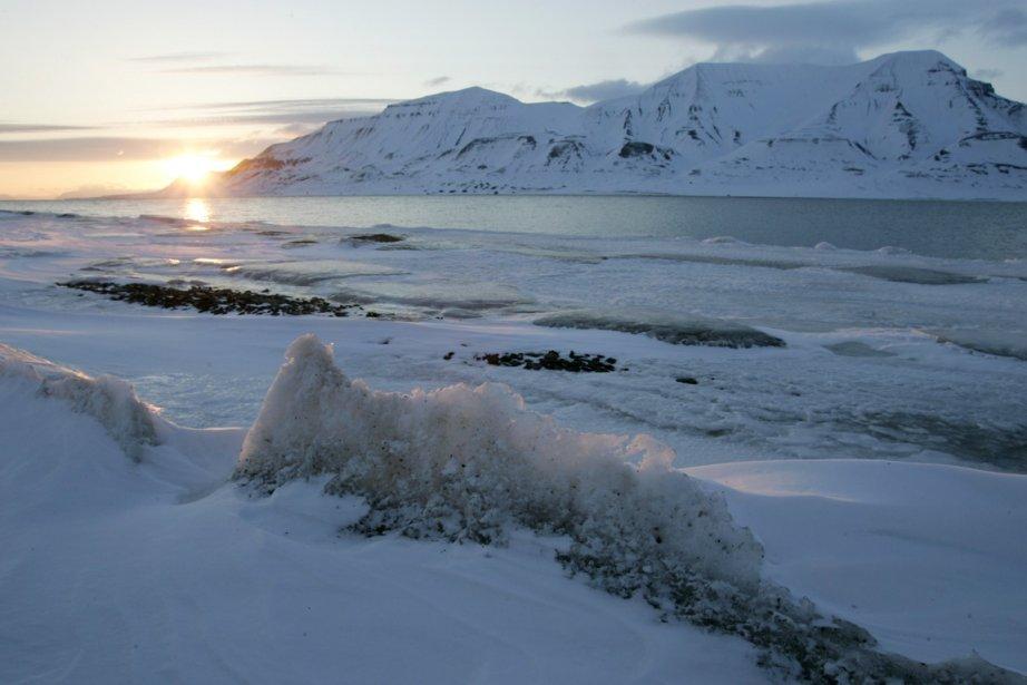L'hiver plus froid que la moyenne a été... (Photo: Francois Lenoir, Archives Reuters)