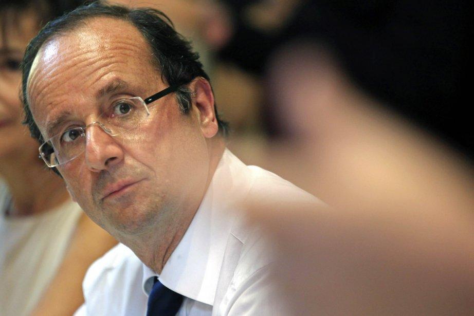 Entré en campagne dès 2010, François Hollande n'a... (Photo: Jean-Paul Pelissier, Reuters)