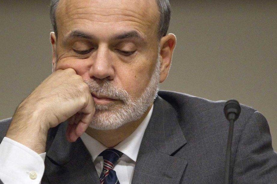 Ben Bernanke... (Photo Reuters)