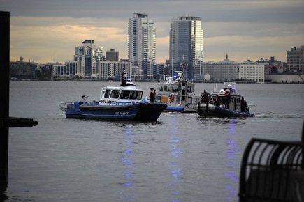 Des équipes de secours ont été dépêchés dans... (Photo: AFP)