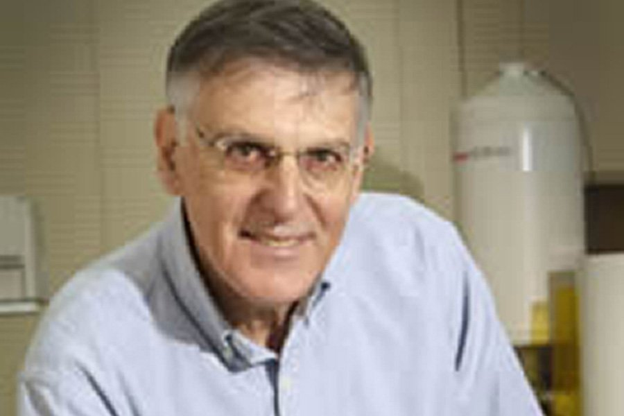 Daniel Shechtman a reçu le prix Nobel de... (Photo: Archives AFP/ISRAEL INSTITUTE OF TECHNOLOGY)
