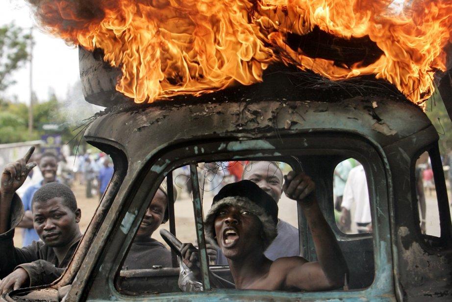 Le Kenya tente de guérir les plaies ouvertes... (Photo: Ben Curtis, Archives AP)