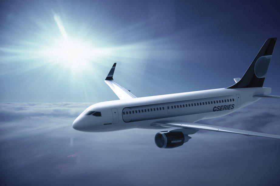 Selon un haut dirigeant de Boeing qui n'est... (Photo fournie par Bombardier)